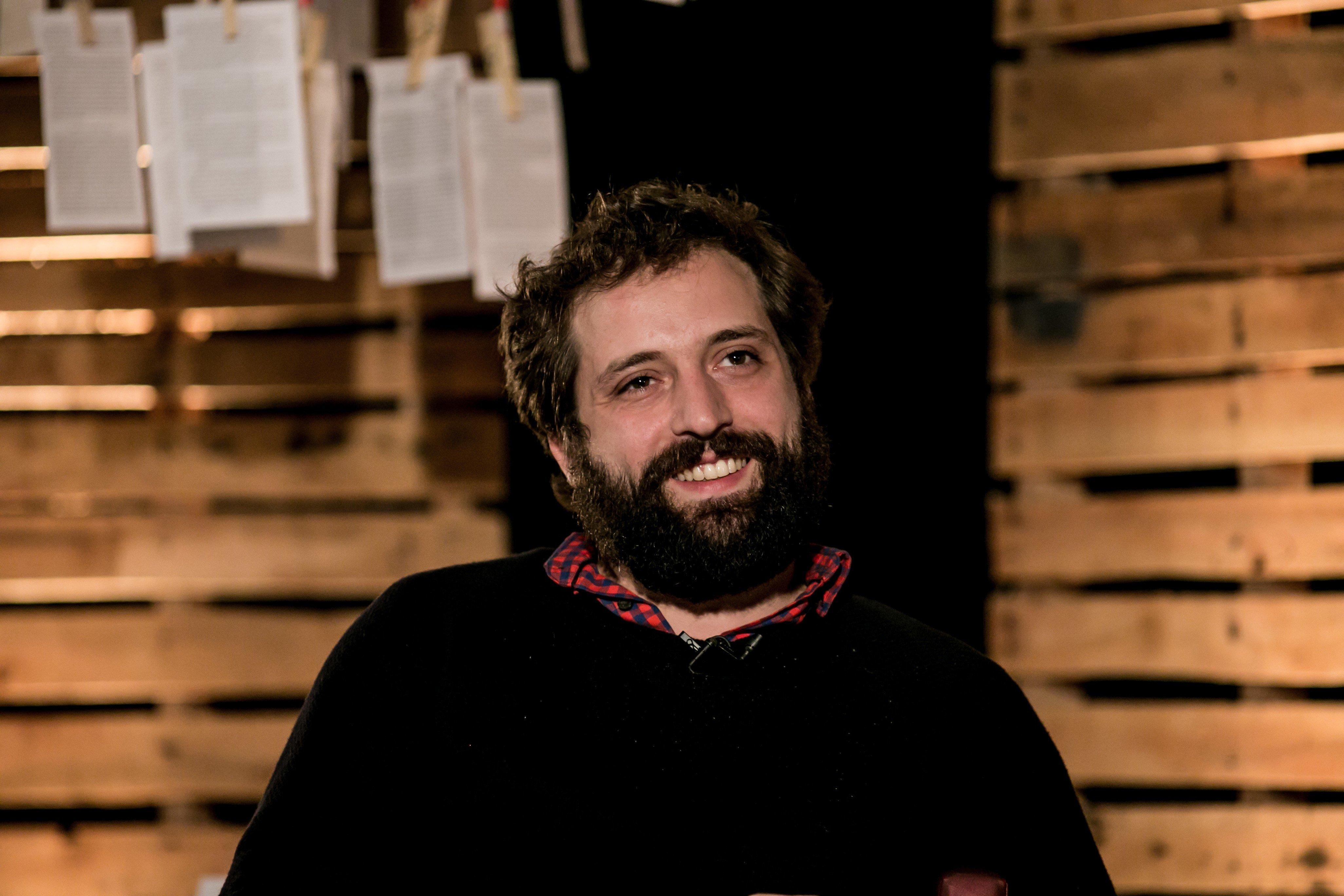 Gregorio Duvivier (1986)