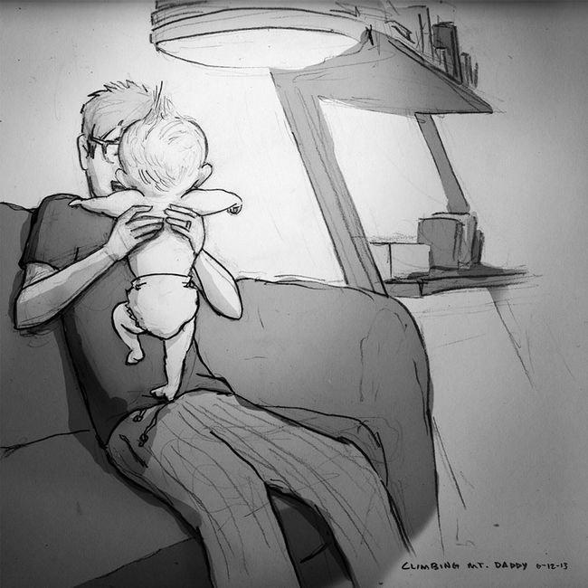 ilustrações de amor