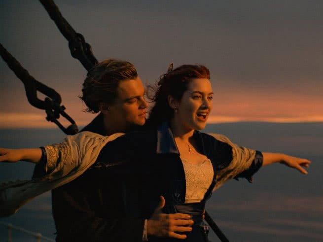 frases de filmes titanic
