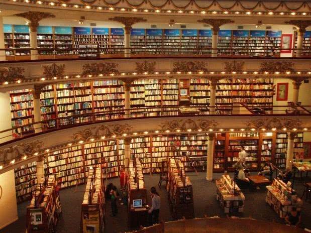 Livrarias mais belas do mundo