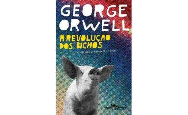 livro: A Revolução dos Bichos, de George Orwell