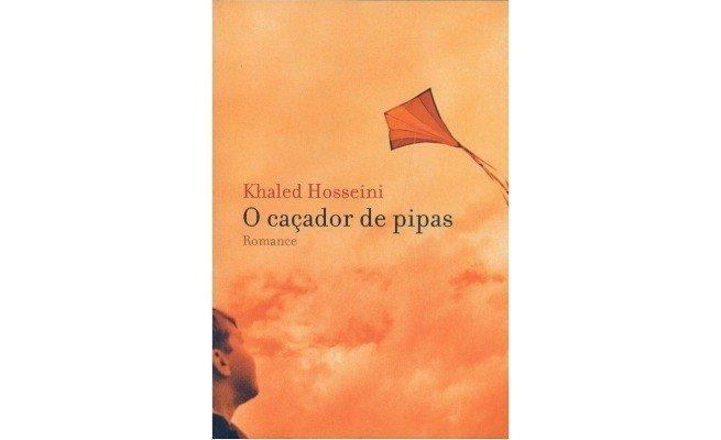 livro: O Caçador De Pipas, de Khaled Hosseini