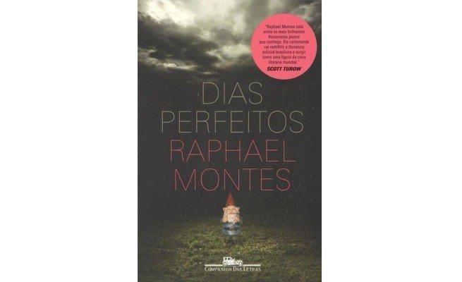 livro: Dias Perfeitos, de Raphael Montes
