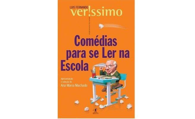 livro: Comédias para se Ler na Escola, de Luís Fernando Veríssimo