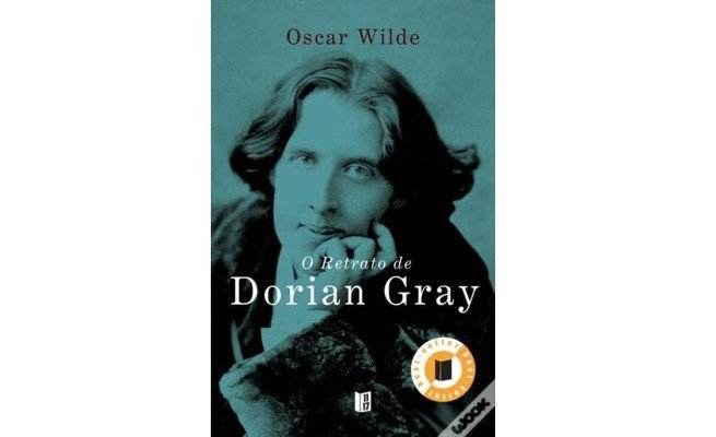 livro: O Retrato de Dorian Gray, de Oscar Wilde