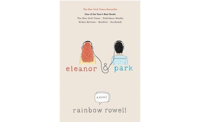 livro: Eleanor & Park, de Rainbow Rowell