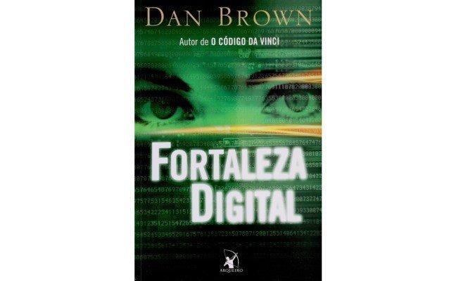 livro: Fortaleza Digital, de Dan Brown