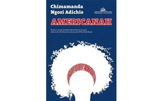 livro: Americanah, de Chimamanda Ngozi Adichie