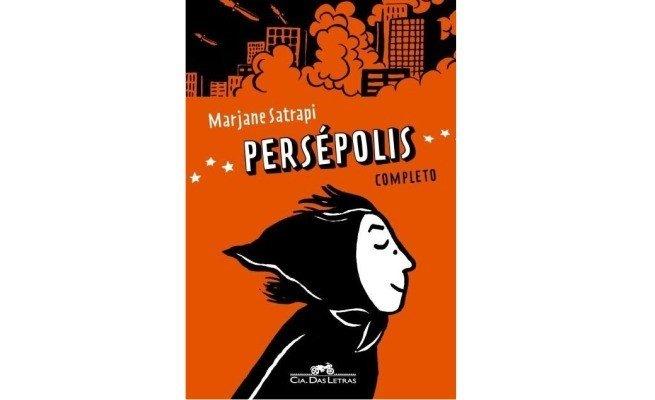 livro: Persépolis, de Marjane Satrapi