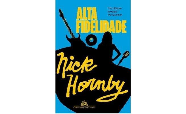 livro: Alta Fidelidade, de Nick Hornby