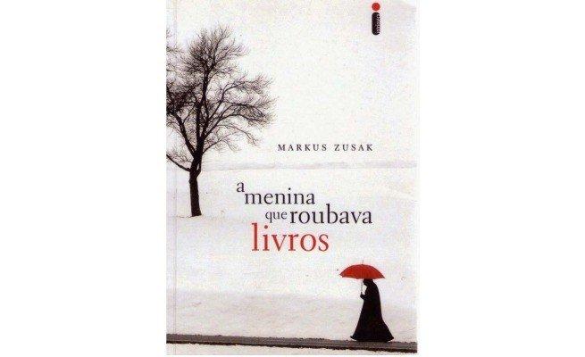 livro: A Menina Que Roubava Livros, Markus Zusak