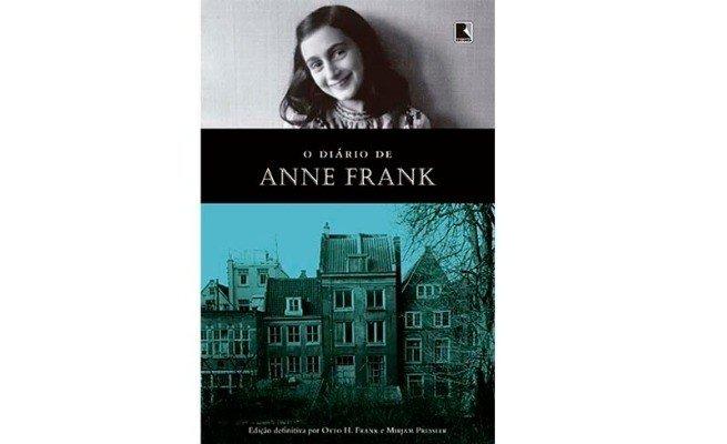 livro: O Diário De Anne Frank, de Anne Frank