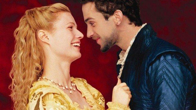 os melhores filmes romanticos baseados em shakespeare