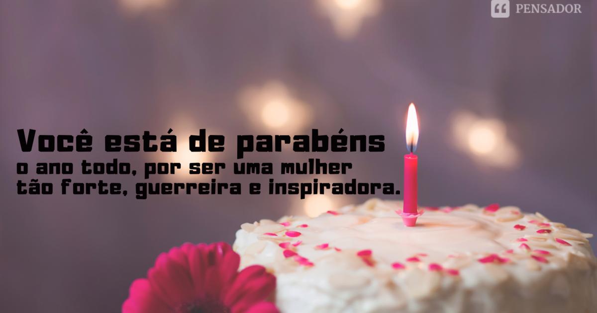 Parabéns, meu amor! 43 mensagens de aniversário para