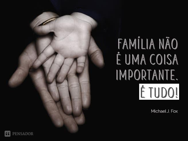 Michael Fox - familia