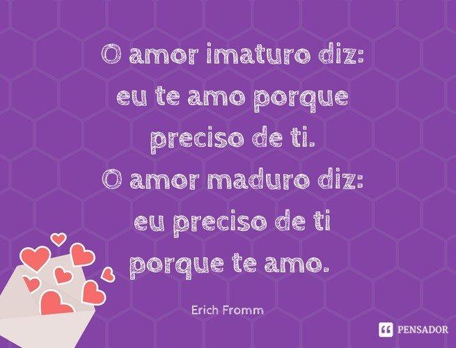 Te Amo As Melhores Frases Para Mostrar Seu Amor Pensador