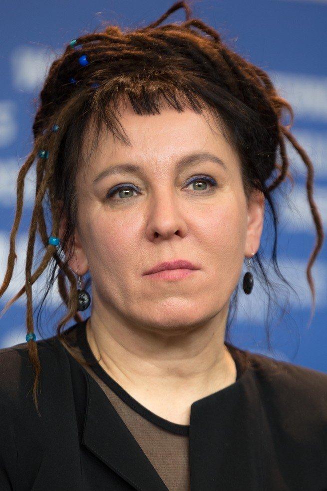 Olga Tokarczuk_ Nobel de Literatura 2018_
