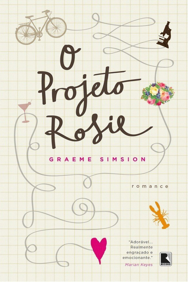 O Projeto Rosie (The Rosie Project)