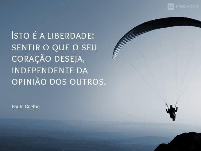 20 Frases De Paulo Coelho Que Te Marcarão Para Sempre Pensador