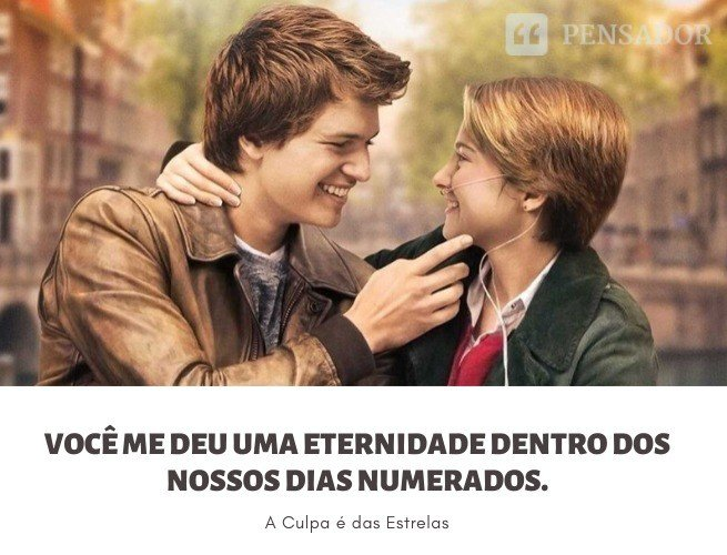 As 20 Frases Mais Memoráveis Do Cinema Pensador