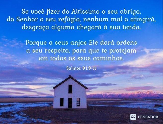 versículo de gratidão por livramento