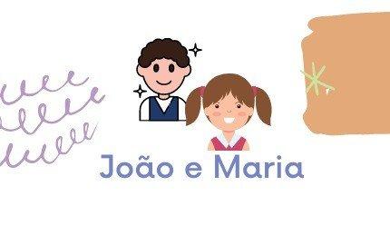 História de João e Maria