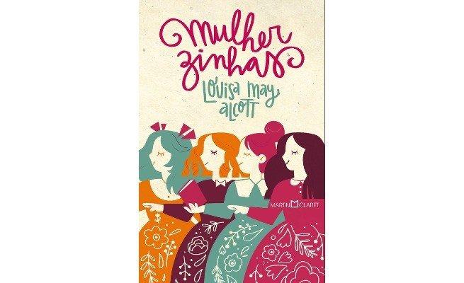 livro: Mulherzinhas, de Louisa May Scott