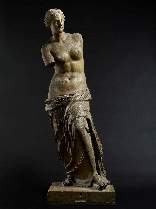 Escultura 'Vênus de Milo'