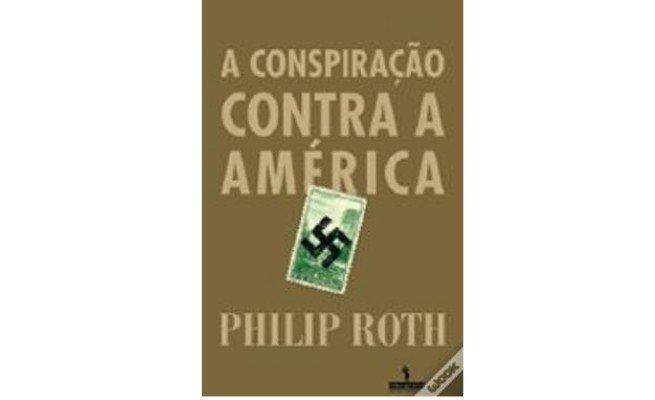 livros de philip roth