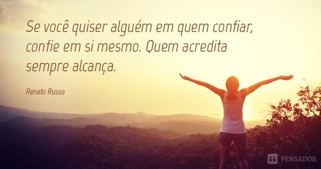 frases para aumentar a autoestima