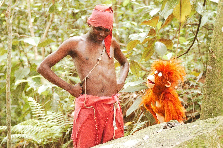 Saci-Pererê no programa Sítio do Picapau Amarelo