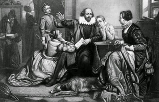 curiosidades sobre shakespeare