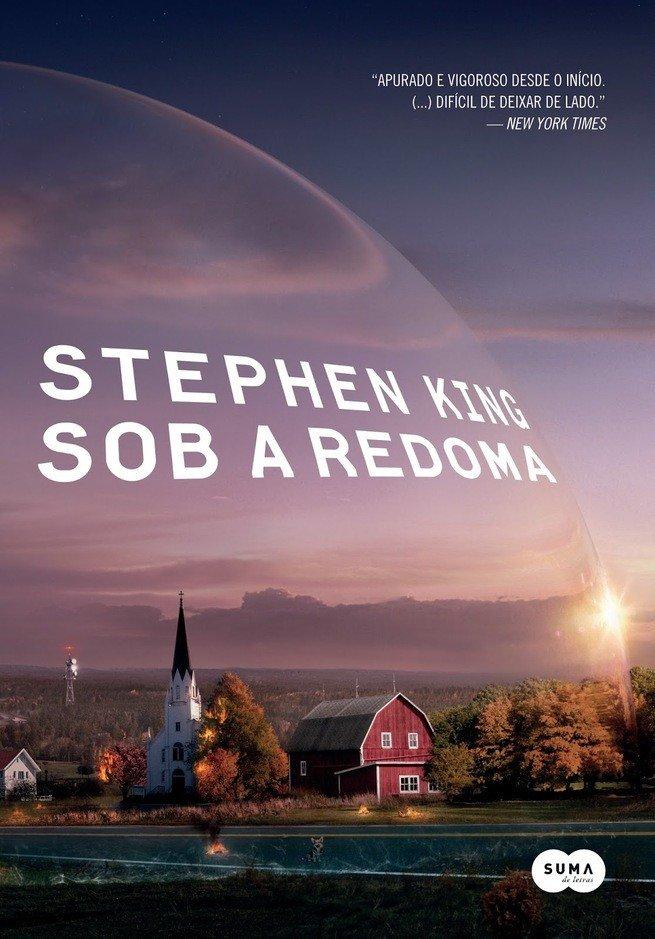 Capa do livro Sob a Redoma
