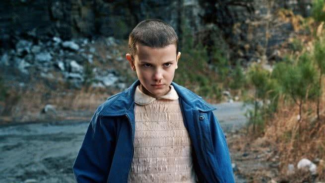 Strange Things eleven