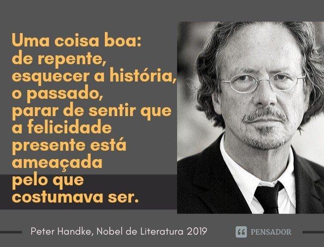 Peter Handke frase